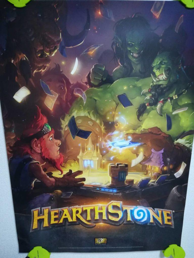 ハースストーンポスター