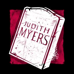 ジュディスの墓石