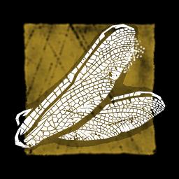 トンボの羽