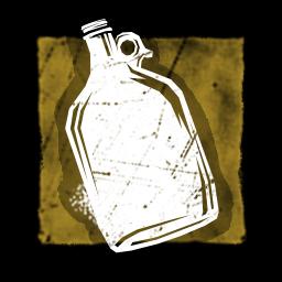溶剤の容器