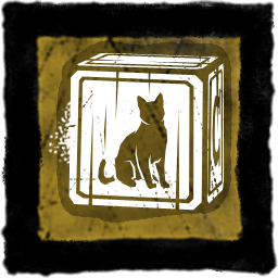 猫のブロック