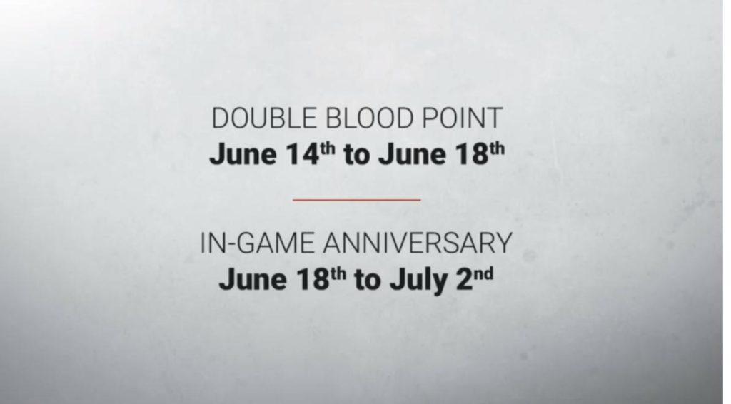 ブラッドポイント2倍&3周年記念