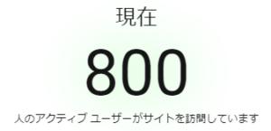 瞬間800PV