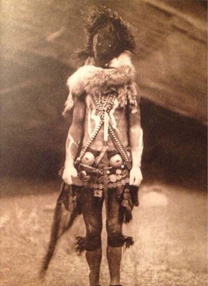 ナ・ディネ語族の民族衣装