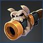 竜骨の大砲
